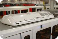 Rail Airconditioning