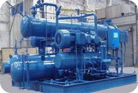 Vilter Industrial Compressor