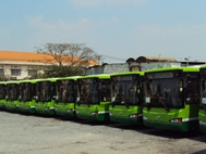 Thermo King nhận một hợp đồng đặt hàng lớn cho máy lạnh xe buýt
