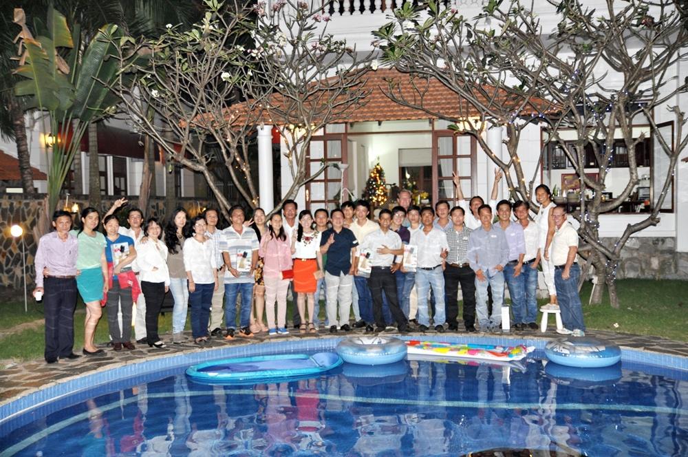 Tet Party 2015
